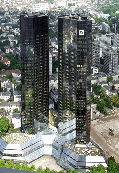 File Deutsche Bank Frankfurt Am Jpg Wikimedia Commons
