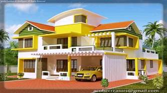 indian home design gallery kerala house design photo gallery youtube