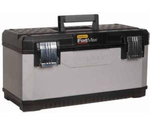 buy stanley fatmax metal plastic toolbox (1 95 616) from £