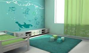underwater themed bedroom underwater bedroom theme for kids interior designing ideas