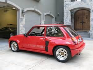 Renault R5 Turbo 1985 Renault R5 Turbo Ii Picture 360342 Car Review