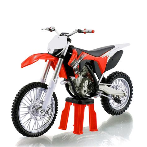 Ktm Bike Models Ktm 350sxf Motorcycle Model 1 12 Scale Models