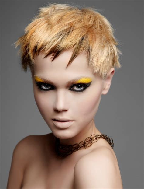 punk hairstyles color punk girl hair color ideas 2012