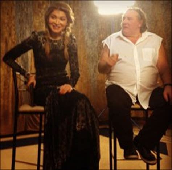 gulnara karimova and film: gerard depardieu as the latest