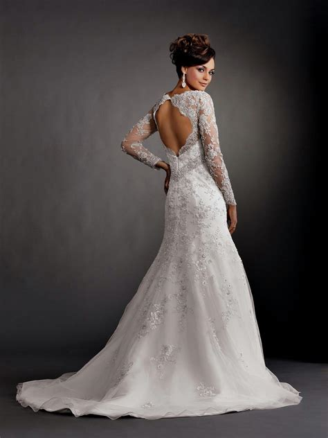 Wedding Gowns With Sleeves by Wedding Dresses Mermaid With Sleeves Naf Dresses