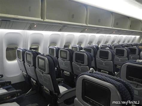 Boeing 777 interior photos united airlines United Airlines 777 Interior