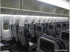 Boeing 777-200 interior photos United Airlines 777 Interior