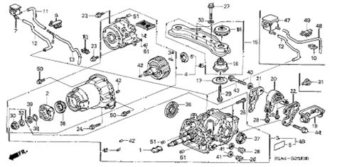 2003 honda crv parts diagram honda store 2003 crv rear differential parts
