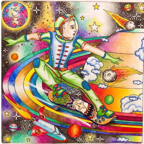 libro inky galaxy an imaginative inky galaxy helenclaireart