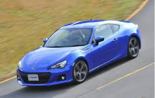Subaru 2013 Brz 2013 Subaru Brz To Be Priced About The Same As Scion S Fr S
