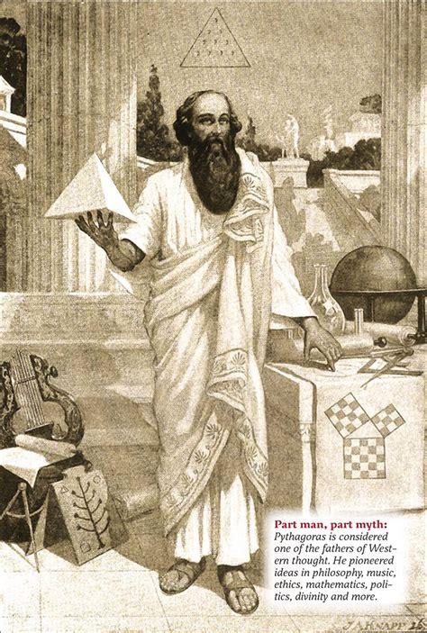 biography pythagoras the life and times of pure mathematician pythagoras of