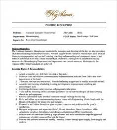 Housekeeper Sample Resume sample housekeeping resume 11 documents in pdf word