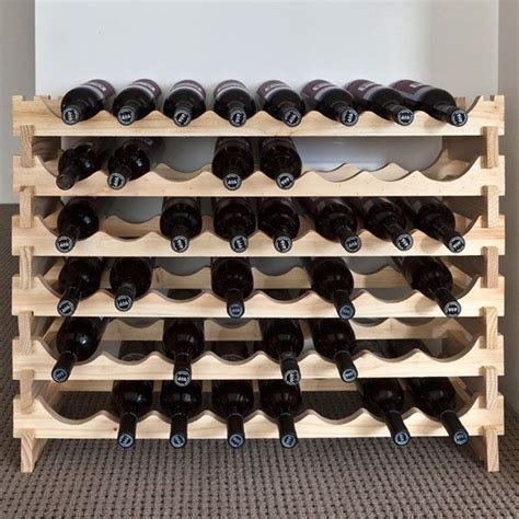 Wood Wine Rack by Best 14 Diy Wine Rack Inspiration Images On