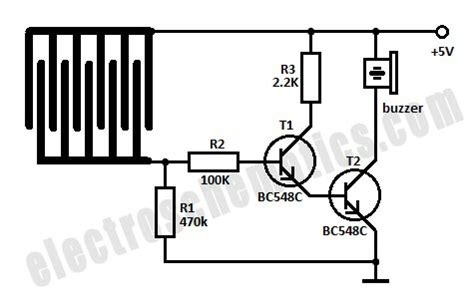 use of transistor bc548 in water level indicator use of transistor bc548 in water level indicator 28 images water level indicator using