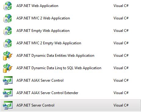 creating asp net user control creating web user controls in asp net with exles