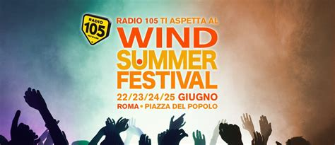 wind summer festival 2017 musica intorno