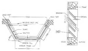 bow window construction detail bay window construction plans related keywords