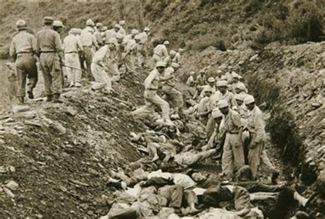 buried alive mass killings of pows and civilians by tito s partisans books children executed in 1950 south korean killings rok and