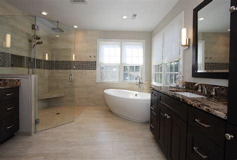 Rugs 7x7 Master Bath Dark Cabinetry Amp Freestanding Bath
