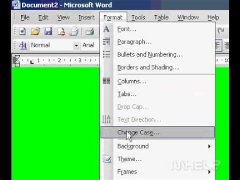 microsoft office word  add  background color