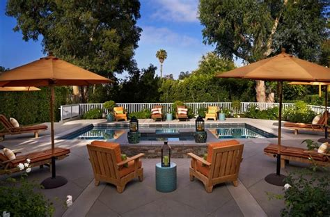 beautiful backyard pool area backyard spaces pinterest