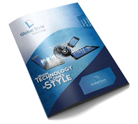 corporate design adalah profile design animated video for global style technology