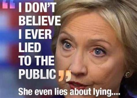 Lies Meme - hillary clinton lies memes msm lies