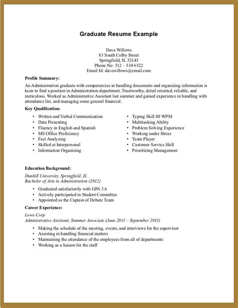 resume template for students with little experience pin by storybook lewis on professionalism quot when you