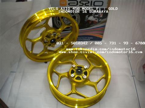 Velg Set Pnp New Cb150r velg axio cb150r mpro mono model fi gold indomotor 16 shop