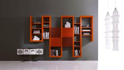 librerie pensili moderne librerie moderne libreria pensile libreria design