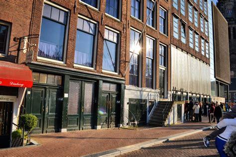 amsterdam casa frank amsterdam itinerario a piedi museumplein vondelpark e