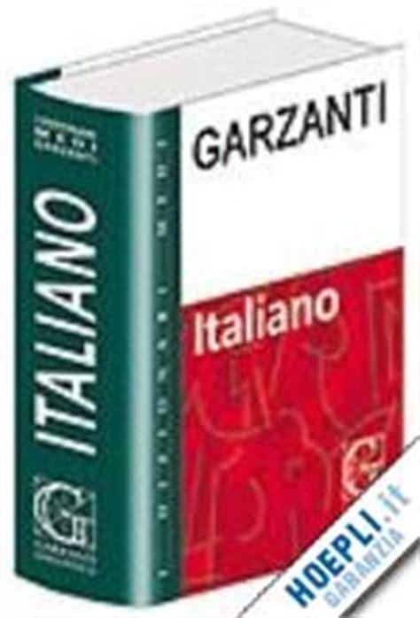 libreria garzanti dizionario italiano garzanti dizionario medio aa vv
