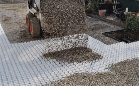 quanto costa la ghiaia il grigliato carrabile per realizzare parcheggi in ghiaia