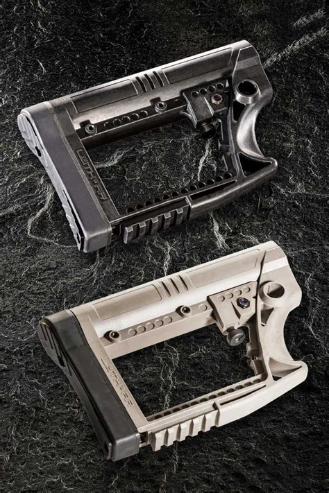 Luth Ar Mba 4 by Mba 4 Carbine Buttstock Luth Ar