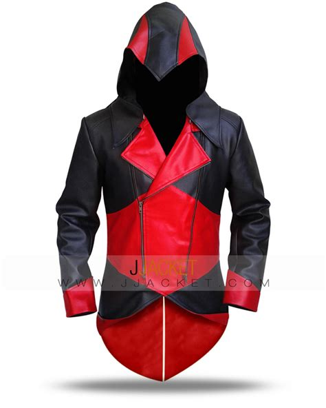 Jaket Parka Assasin Craem kenway costume assassin creed 3 gaming jacket