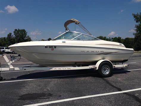 1999 maxum boat maxum boats 1900sr boats for sale