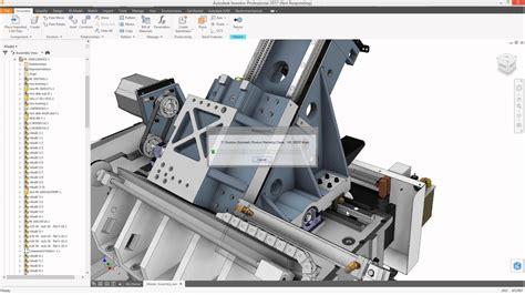 Autodesk Inventor 2018 Software Designed Industrial Parts autodesk inventor professional 2017 pl 64 bit koebisode s diary