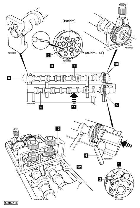 change camshaft chain    dodge dakota mini  engine timing chain replacing youtube