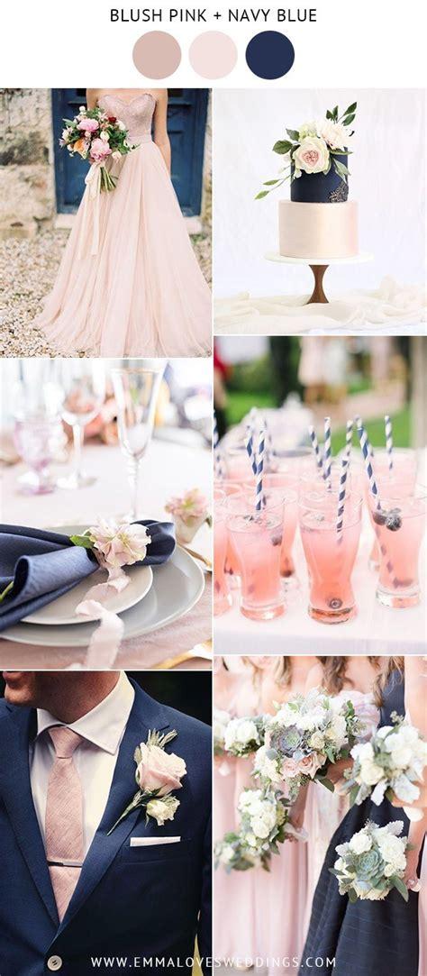 prettiest blush pink wedding color ideas  spring