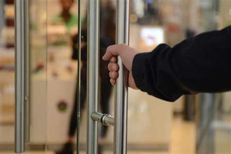 glass doors shatter bullet resistant security doors