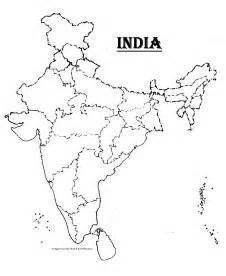 India Outline Map Coloured by Blank World Map Printable Black And White Best Photos Of India Coloring Page Country World Map