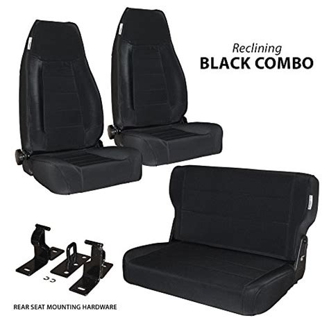 reclining rear seat jeep wrangler compare price yj jeep seats on statementsltd com