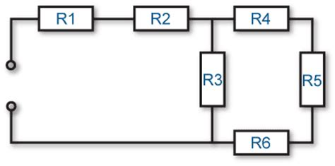 resistor in parallel and series circuit resources