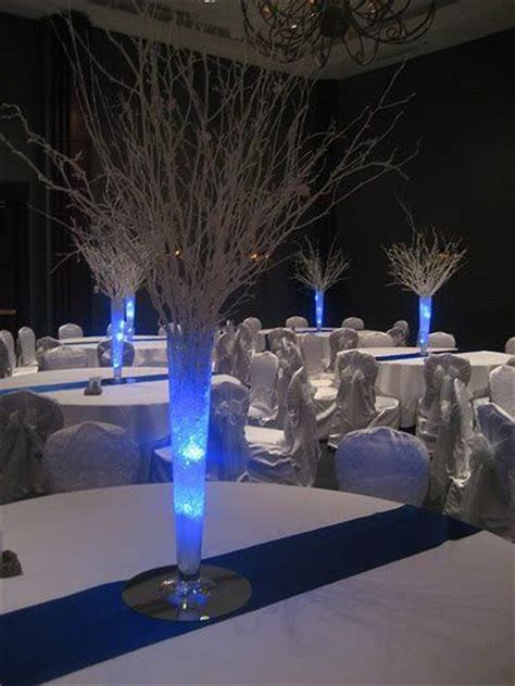 Vase Lighting Ideas winter centerpieces centerpieces and winter on