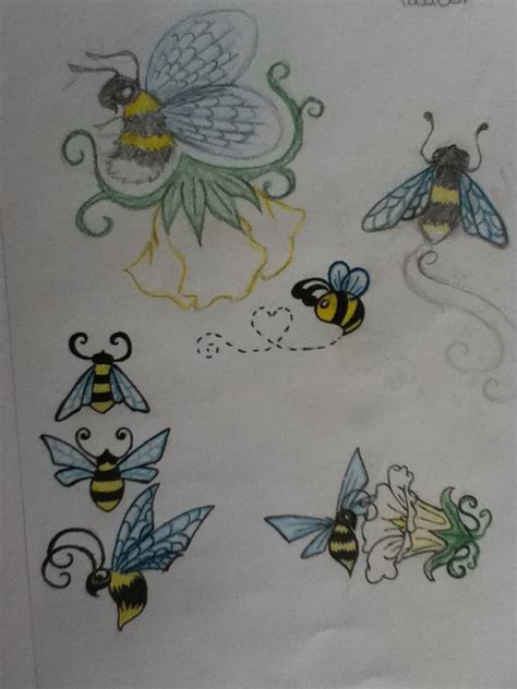 beehive tattoo designs bee tattoos and designs page 105