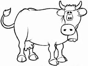 cow coloring page printable cow coloring pages coloring me