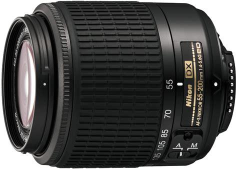 Nikon D5600 Lensa 18 105vr 9 business nikon 55 200mm f4 5 6g if ed af dx vr