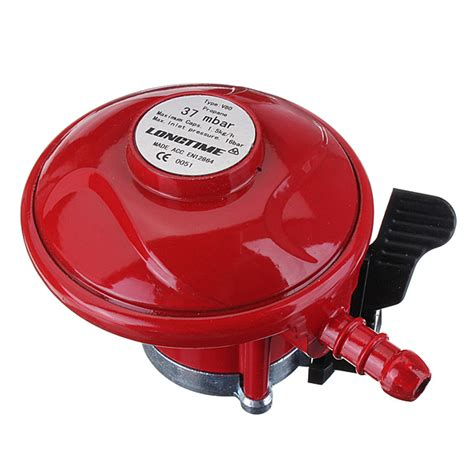 Patio Gas Regulator by 37mbar Gas Propane Regulator 27mm Fitting For Caravan