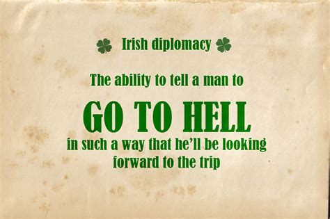 Funny Irish Quotes About Love