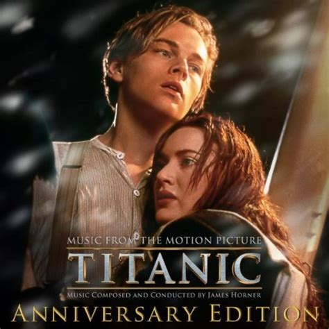 film titanic music titanic collector s anniversary soundtrack edition